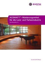 PDF (1.27 MB) - ACEMATT