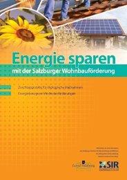 SIR Konkret Zuschlagspunkte und energiebezogene ...