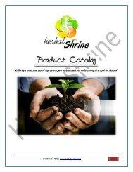 +66 (0811556494) | www.herbalshrine.com - Herbal Remedies