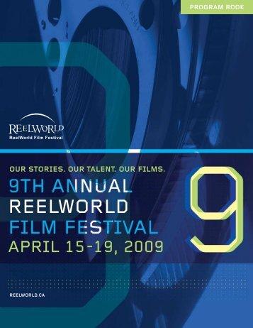 2009 - ReelWorld Film Festival