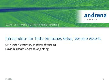 XPDays TDD Bui...pdf - XP Days Germany 2013