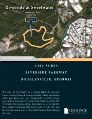 Riverside at Sweetwater - Resource Real Estate Partners, LLC