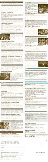 Nov. 2013 (pdf 1.47MB) - Offene Kirche Elisabethen