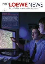 Ausgabe 01.2013 - zum Ausdrucken - Pro Loewe