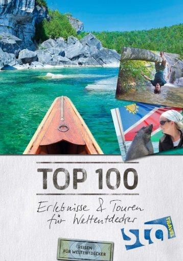 Top 100 Erlebnisse & Touren für Weltentdecker - STA Travel