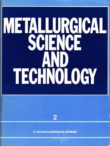 PDF, about 35Mb - Teksid Aluminum