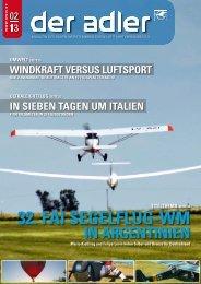32. fai segelflug-wm - Baden-Württembergischer Luftfahrtverband ...