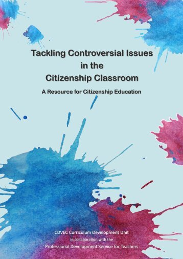 tackling controversial issues.pdf - PDST