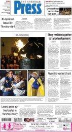 The Sheridan Press E-Edition Sept. 27, 2013