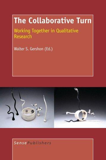 The Collaborative Turn - Sense Publishers