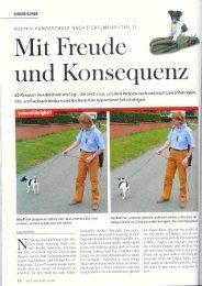 Mit Freude und Konsequenz - Anton Fichtlmeier