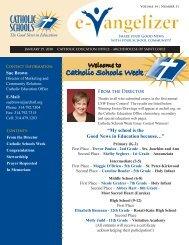 Catholic Schools Week - Archdiocese of St. Louis