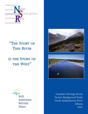 Download Document - North Saskatchewan Watershed Alliance