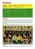 Jahresrückblick - TSV Nordstrand 03 - Seite 6