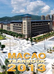 Macau Yearbook 2013 - Macao Yearbook