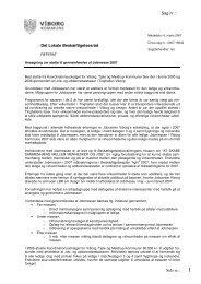 Sag nr.: Side nr.: Det Lokale Beskæftigelsesråd - Viborg Kommune