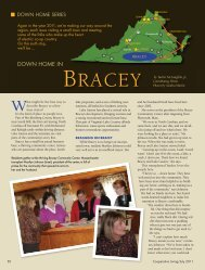 BRACEY - Cooperative Living Magazine