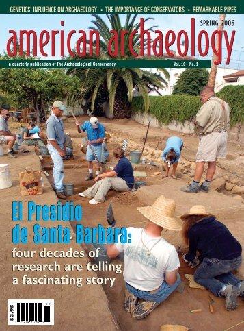 El Presidio de Santa Barbara: El Presidio de Santa Barbara: