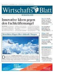 burgenland - wirtschaftsblatt.at