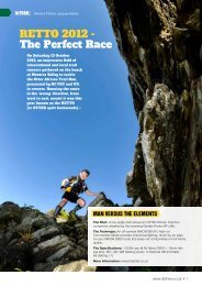 RETTO 2012 - The Perfect Race - The Otter African Trail Run