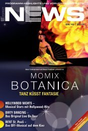 Musical Stars mit Hollywood-Hits DIRTY DANCING - Eintrittskarten.de