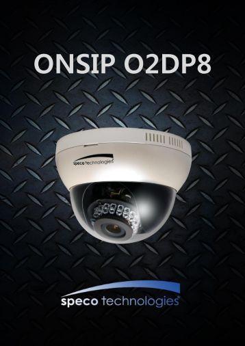 O2DP8 User Manual - 123SecurityProducts.com