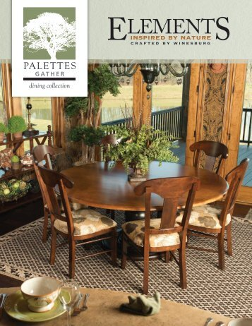 Elements Collection - Palettes by Winesburg