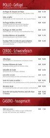 Speise- und Getränkekarte zum Download - Chillis - Seite 6