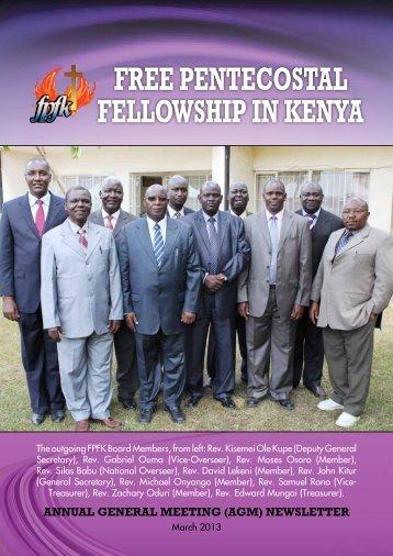 2012 Newsletter - FPFK