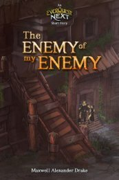 The Enemy of My Enemy - An EverQuest Next Short Story