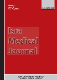 Volume-3 Issue-2 - Isra University