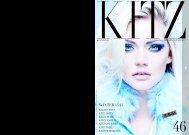 KITZ Lifestyle Magazin - Concept Studio 7