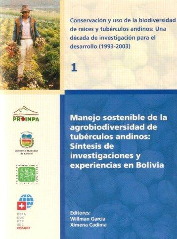 Preview - Fundación PROINPA