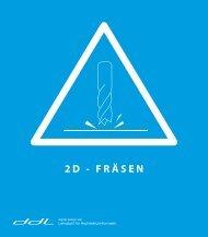 2D Fräsen Download Skript (PDF)