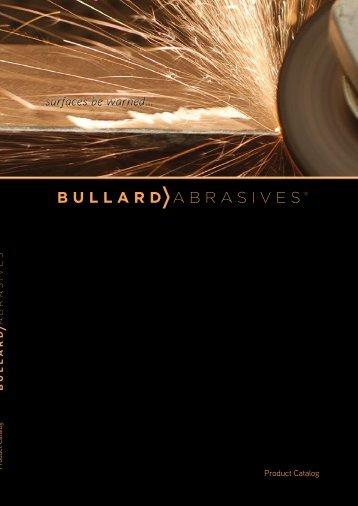 surfaces be warned... - Bullard Abrasives
