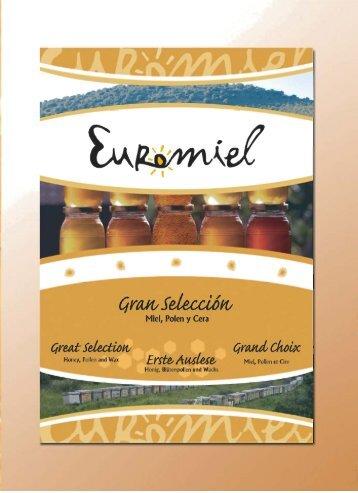 descargar catalogo - EUROMIEL