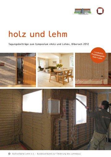 PDF-Datei herunterladen - Dachverband Lehm e.V.