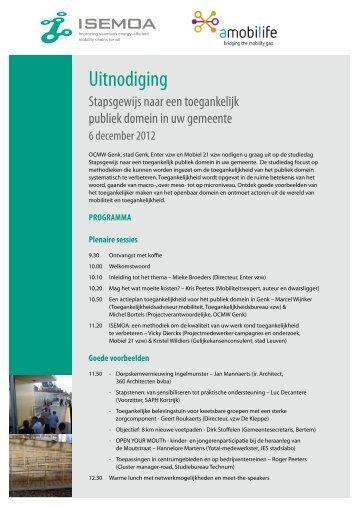 Uitnodiging 6 december.pdf - VVSG