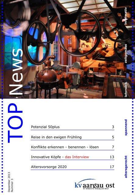 TOP News - KV Schweiz