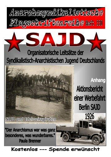 Organisatorische Leitsätze der Syndikalistisch-Anarchistischen ...
