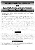 Organisatorische Leitsätze der Syndikalistisch-Anarchistischen ... - Seite 2