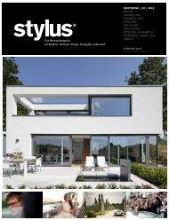 Presseinfo Stylus Ausgabe 2/2013 als PDF. - Konzept und Licht ...
