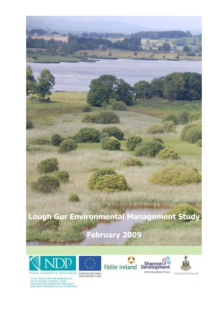Lough Gur Environmental Management Study February 2009