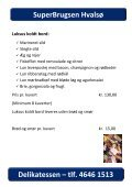 Delikatesse brochure - Superbrugsen Hvalsø - Page 5
