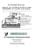 Energie und CO2-Einsparung Aktion minus 10 Prozent - Katsdorf - Page 7