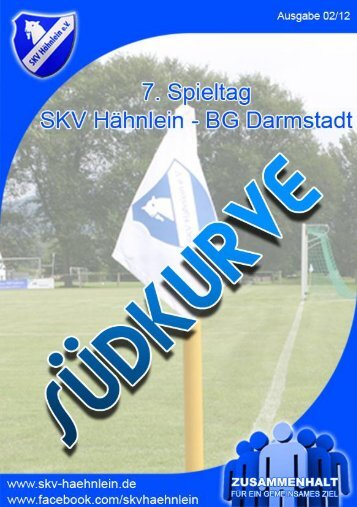 BG Darmstadt - SKV Hähnlein eV