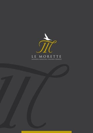 scarica la brochure - Le Morette