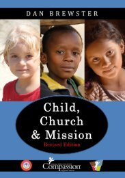 Child, Church and Mission - European Evangelical Alliance