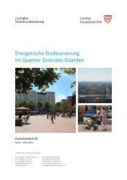 Energetische Stadtsanierung im Quartier ... - klimagaarden.de