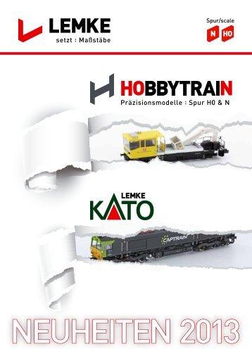 Lemke - Kato - Hobbytrain - CFME
